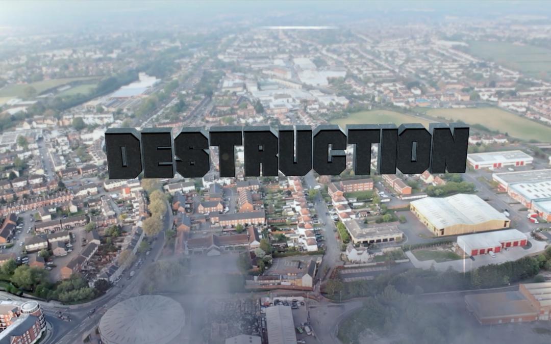 Destroying Cheltenham